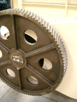 Large drive gear