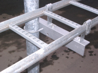 Horizontal Cable Ladder Support