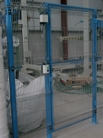 Factory Safety Fencing and Guards
