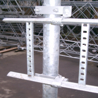 Vertical Cable Ladder Support