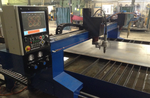 Voss CNC Profile Cutting Machine